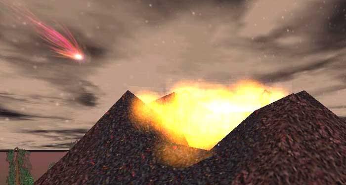 beta-comet