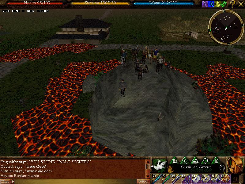 brian_tan_surrounded_by_lava_on_rock