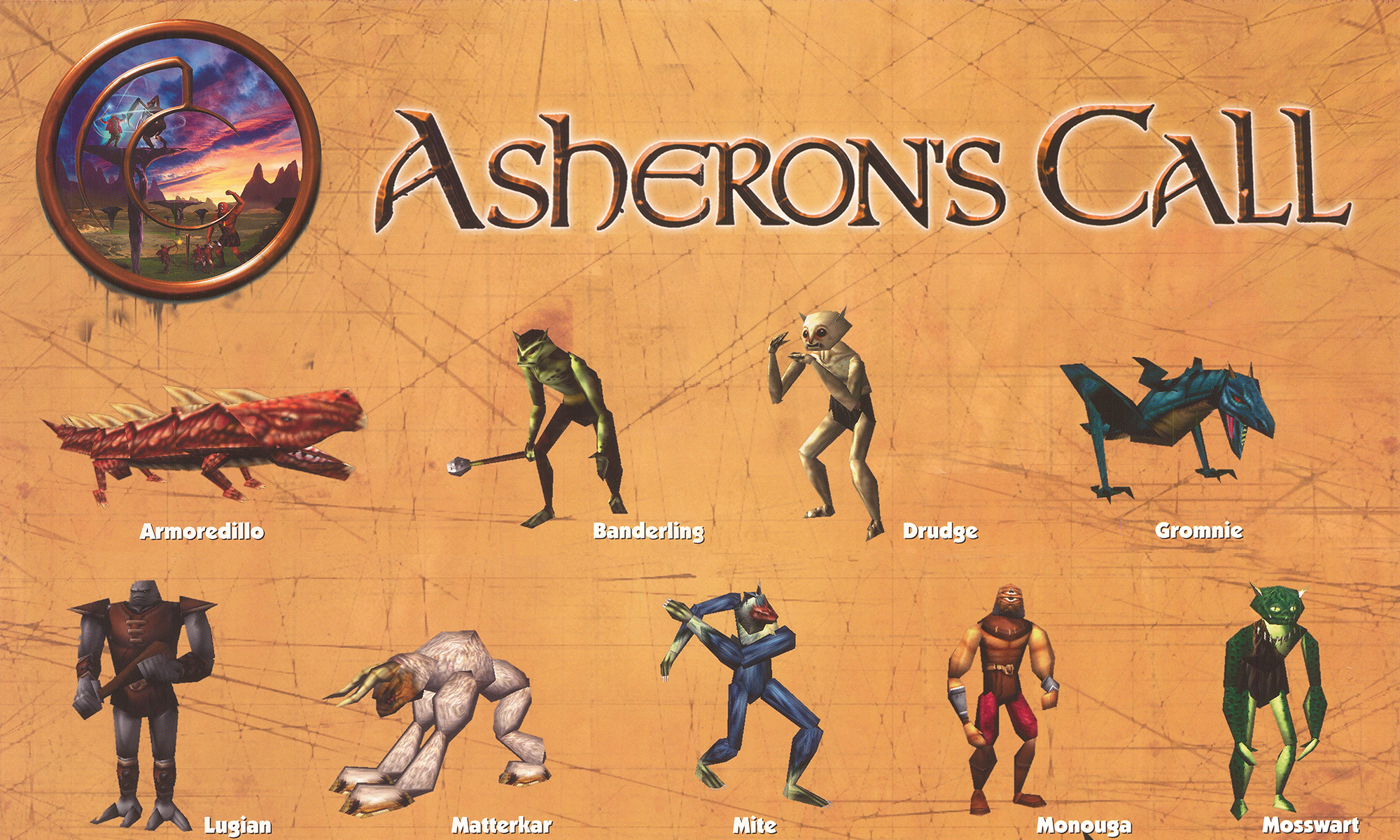 Story of Asheron